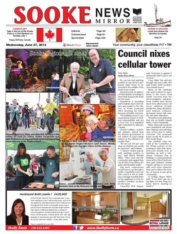 sooke news mirror visitor guide