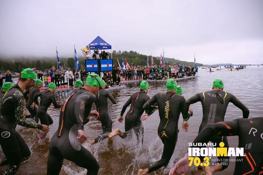 ironman mont tremblant athlete guide 2017