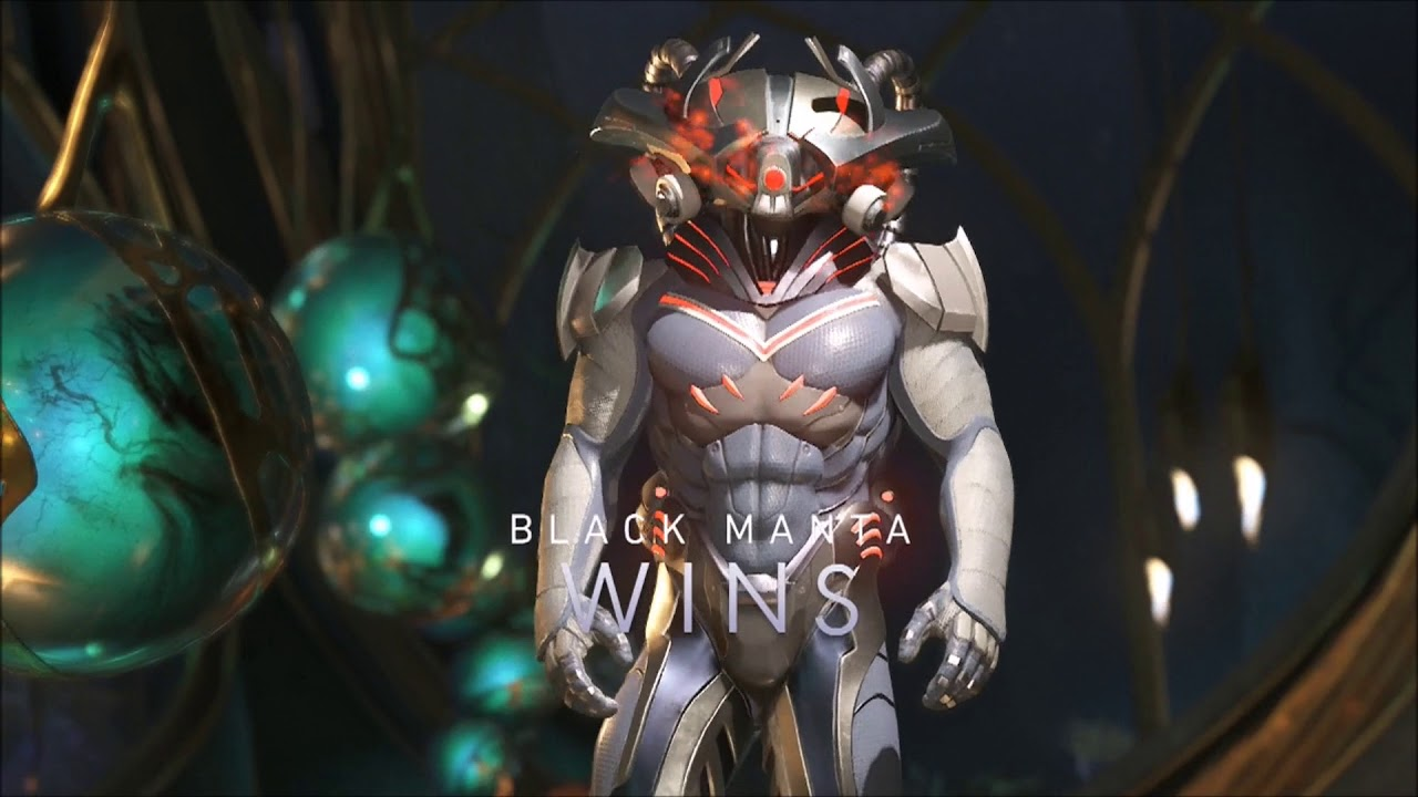 injustice 2 black manta guide