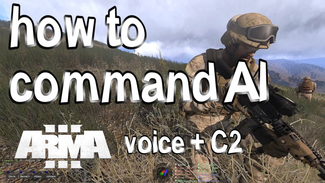 arma 3 commanding ai guide