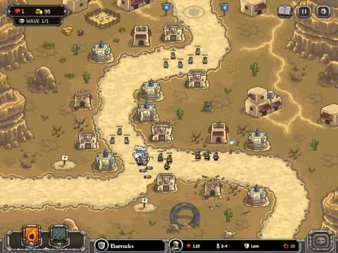 kingdom rush frontiers guide level 6