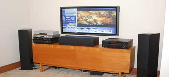 home entertainment system installation guide