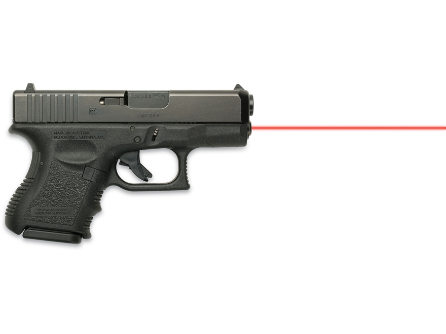 guide rod laser sight glock 19