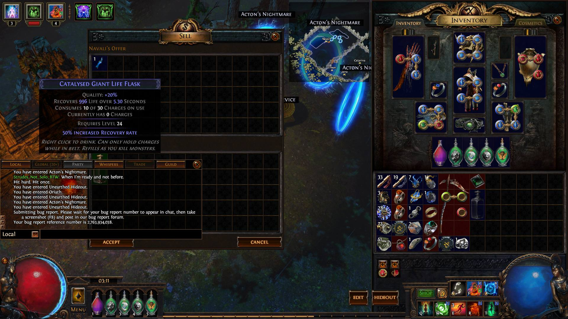 path of exile xbox one guide