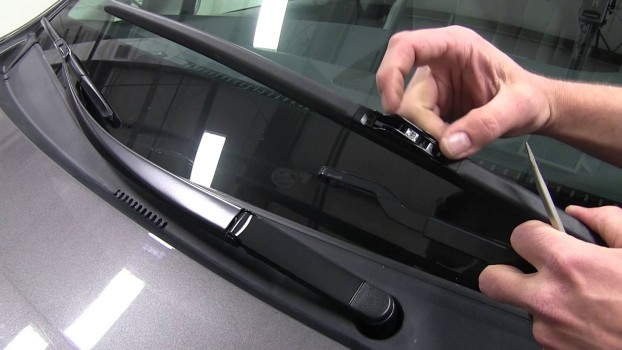 windshield wiper refill size guide
